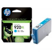Картридж HP 920XL для OfficeJet 6000/6500/7000/7500, cyan (6ml)