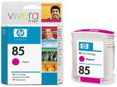 Картридж HP  85 Magenta ink cartridge (28ml) для DJ 10/20/30/130 Series