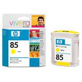 Картридж HP  85 Yellow ink cartridge (69ml) для DJ 10/20/30/130 Series