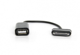 Адаптер 30Pin (SAMSUNG type) в Female USB Host OTG, KS-is
