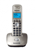 Р/телефон Panasonic KX-TG2511RUN  DECT, платиновый
