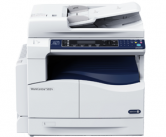 Лазерное МФУ XEROX WorkCentre 5024 (А3, 24 стр/мин, DADF(110), дуплекс) USB