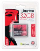 Карта памяти CF  32GB Kingston, Ultimate 266X